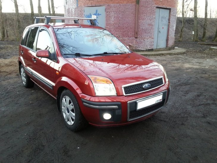 Ford Fusion (2006 г.)