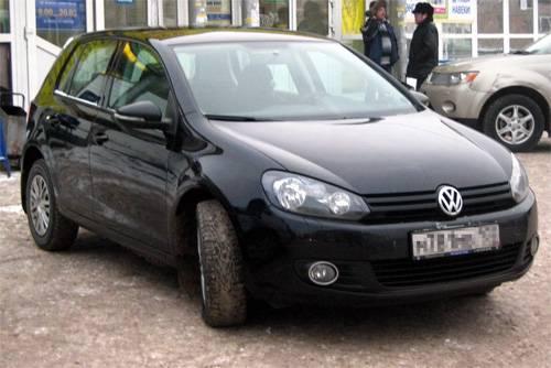 отзывы об автомобилях volkswagen golf