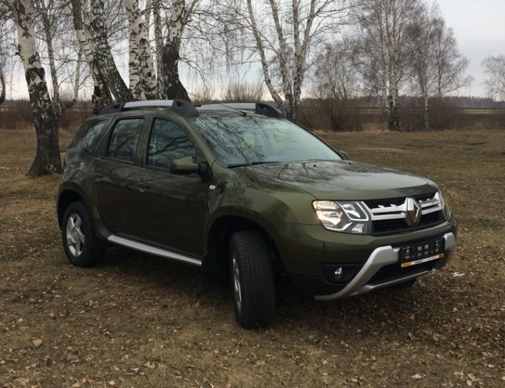 Renault Duster (2017 г.)