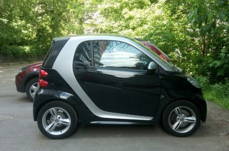 Smart Fortwo (2012 г.)