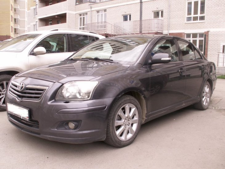 Toyota Avensis (2008 г.)