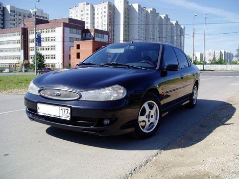 ford mondeo 2.5 v6 1997 отзывы