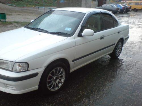 отзывы об автомобиле nissan sunny 1998г.