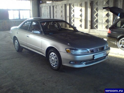 иномарки toyota mark ii с 1996г