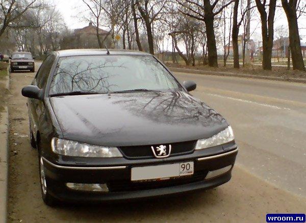 peugeot 406, 1,8 2003 г. отзывы