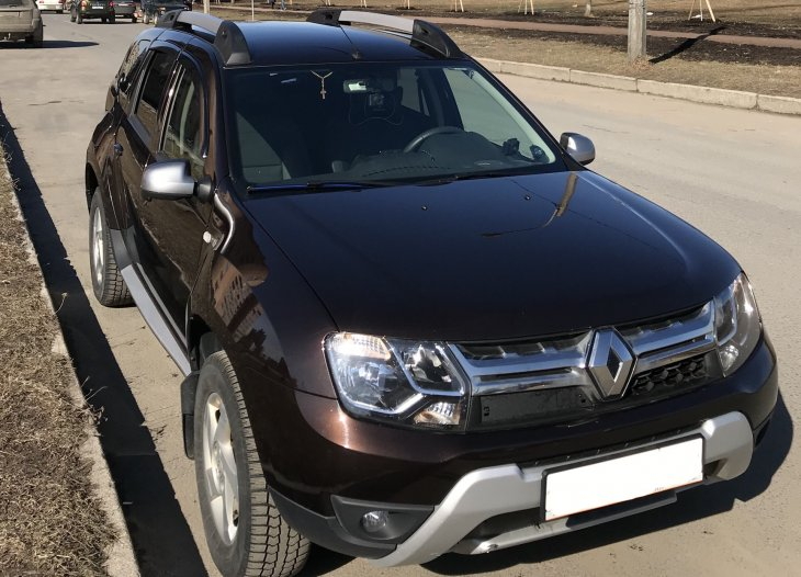 Renault Duster 1.5 dCi (2018 г.)