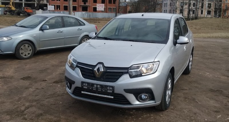 Renault Logan 1.6 (2020 г.)