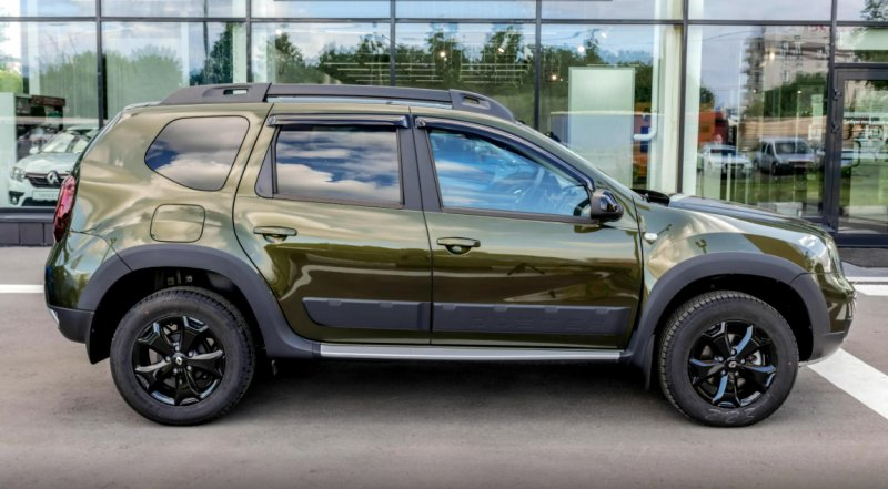 Renault Duster 1.6 4WD (2017 г.)
