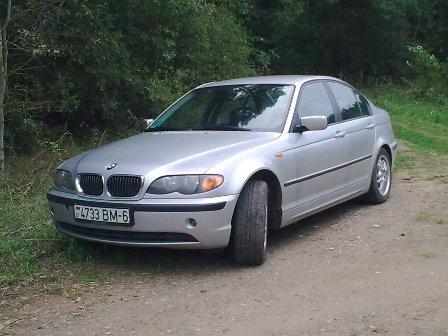 bmw 320d 2003 отзывы
