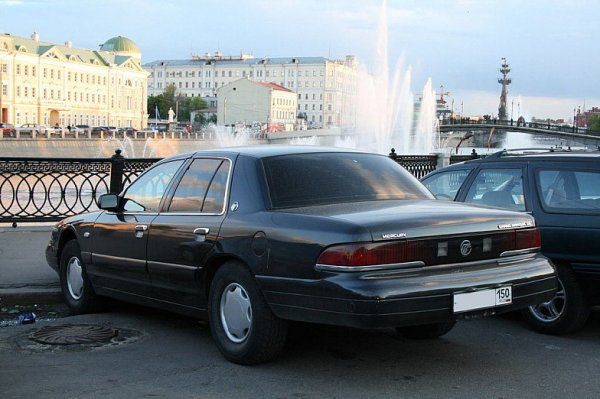 Mercury Grand Marquis 4.6 (1992 г.)