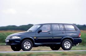 SsangYong Musso 3.2 АКПП (1997 г.)
