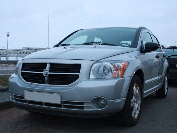 Отзыв об автомобиле Dodge Caliber 2.0 SXT (2006 г.)