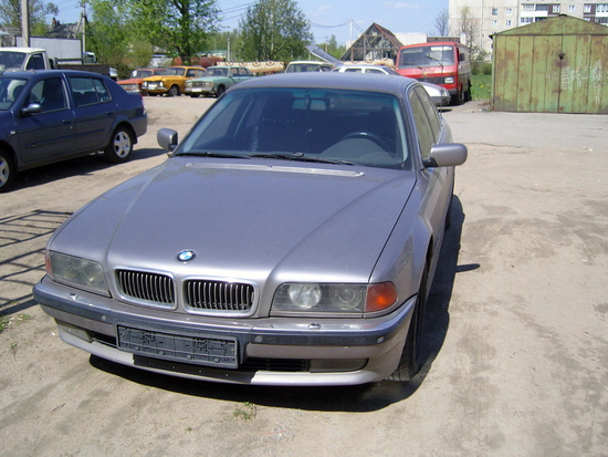 bmw 730 , 1994 г.