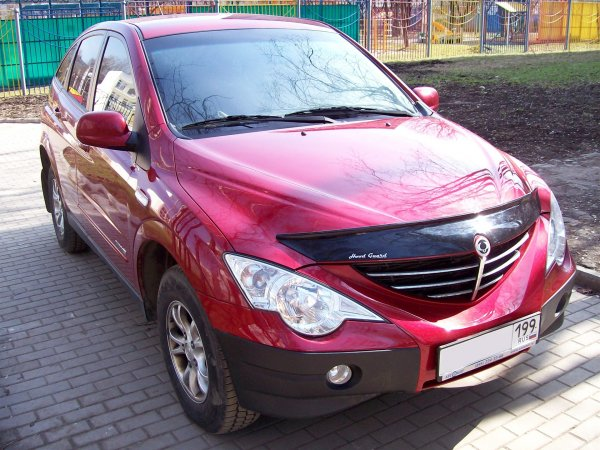 SsangYong Actyon 2.0 XDI (2008 г.)