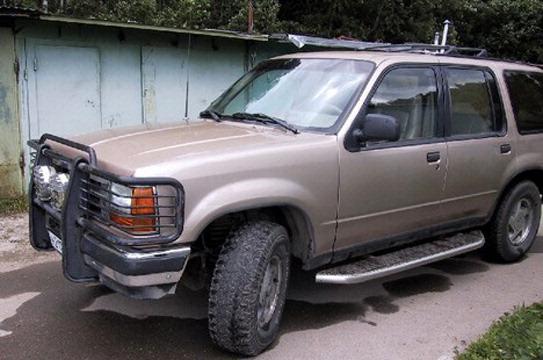 Форд эксплорер 1993 года отзывы владельцев