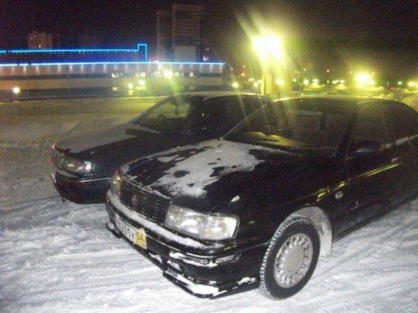Тойота кроун 1993 года