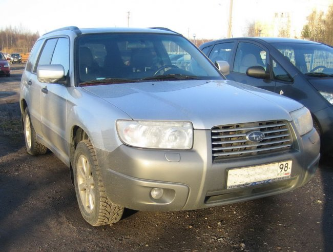 Subaru Forester (2006 г.)