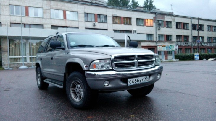 Dodge Durango 5.2 (236 Hp) (1998 г.)
