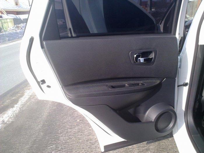 Nissan Qashqai SE (2012 г.)