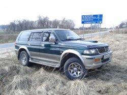 отзывы об автомобиле митсубиси паджеро спорт 2001