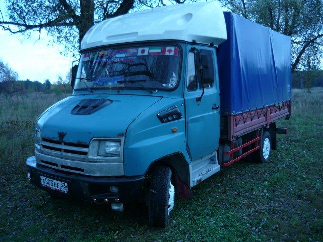 Зил бычок фургон фото
